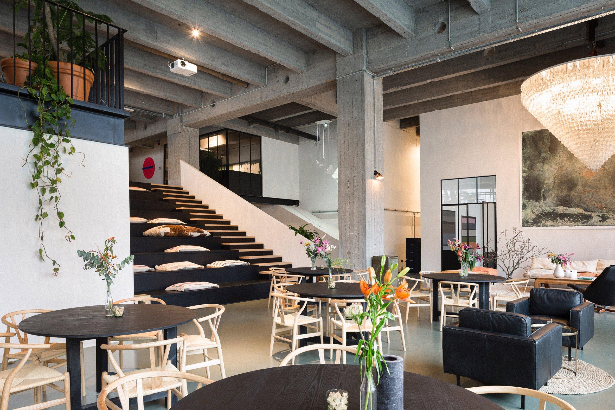 Factory Cafe Charlotte Menu