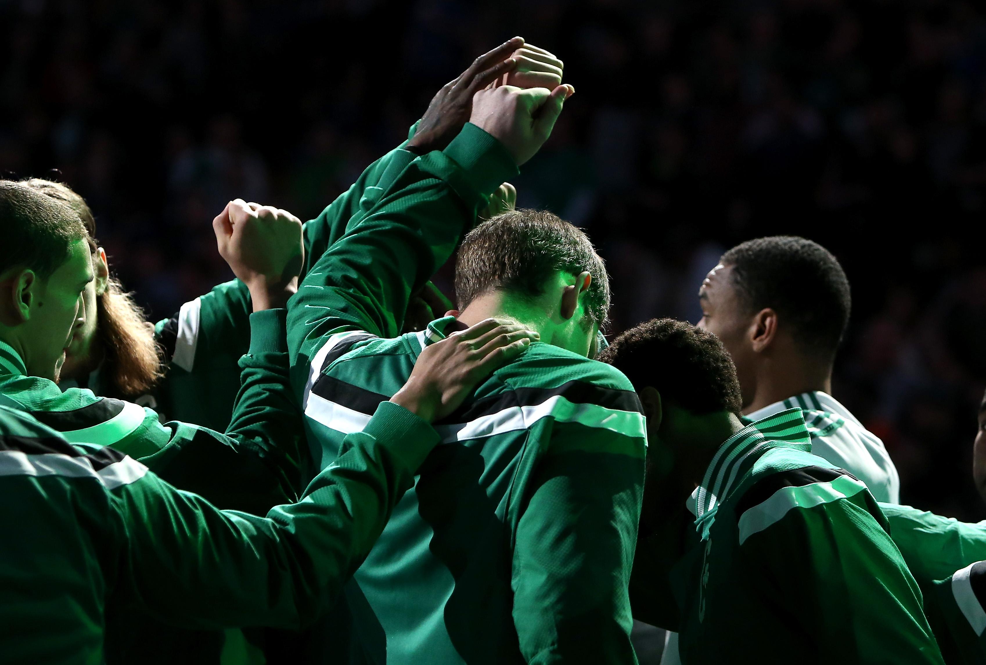 Isaiah Thomas 15 Assists Career High Boston Celtics Win Utah Jazz Al H...