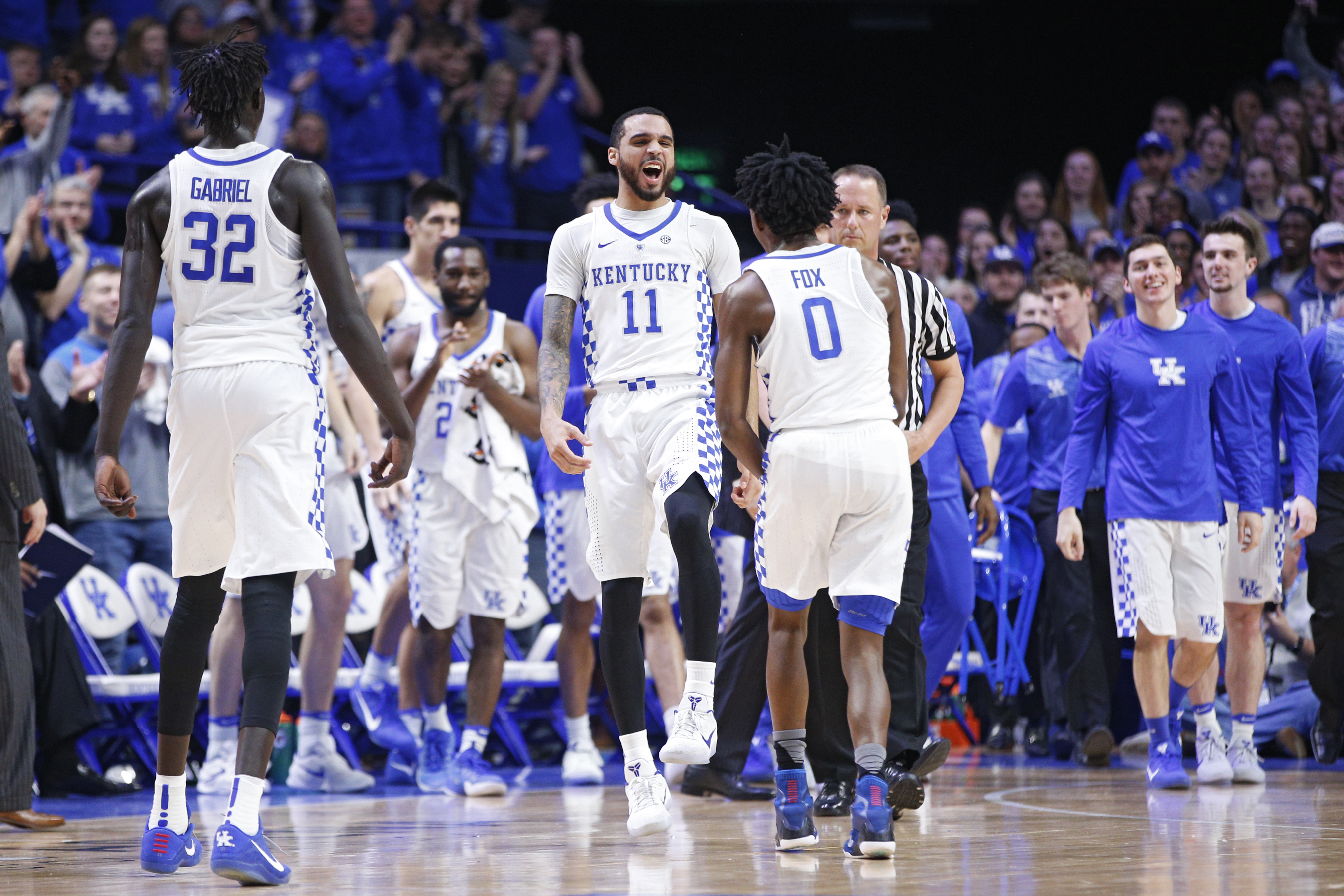 Kentucky Basketball Highlights And Box Score From Historic: Highlights, Box Score, Postgame Notes From Kentucky