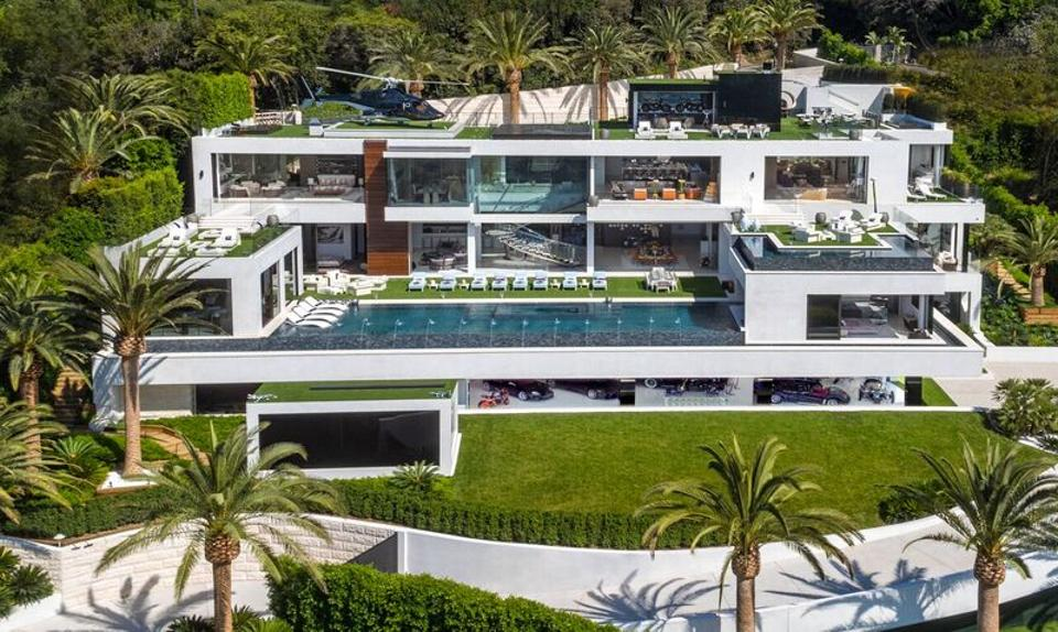 Awesome The 25 Most Expensive Homes For Sale In The U S Right Now Largest Home Design Picture Inspirations Pitcheantrous