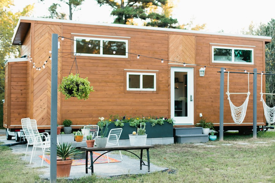 Brilliant Tiny Homes Curbed Largest Home Design Picture Inspirations Pitcheantrous
