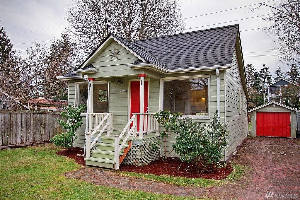 Seattle homes neighborhoods architecture and real for Seattle area home builders