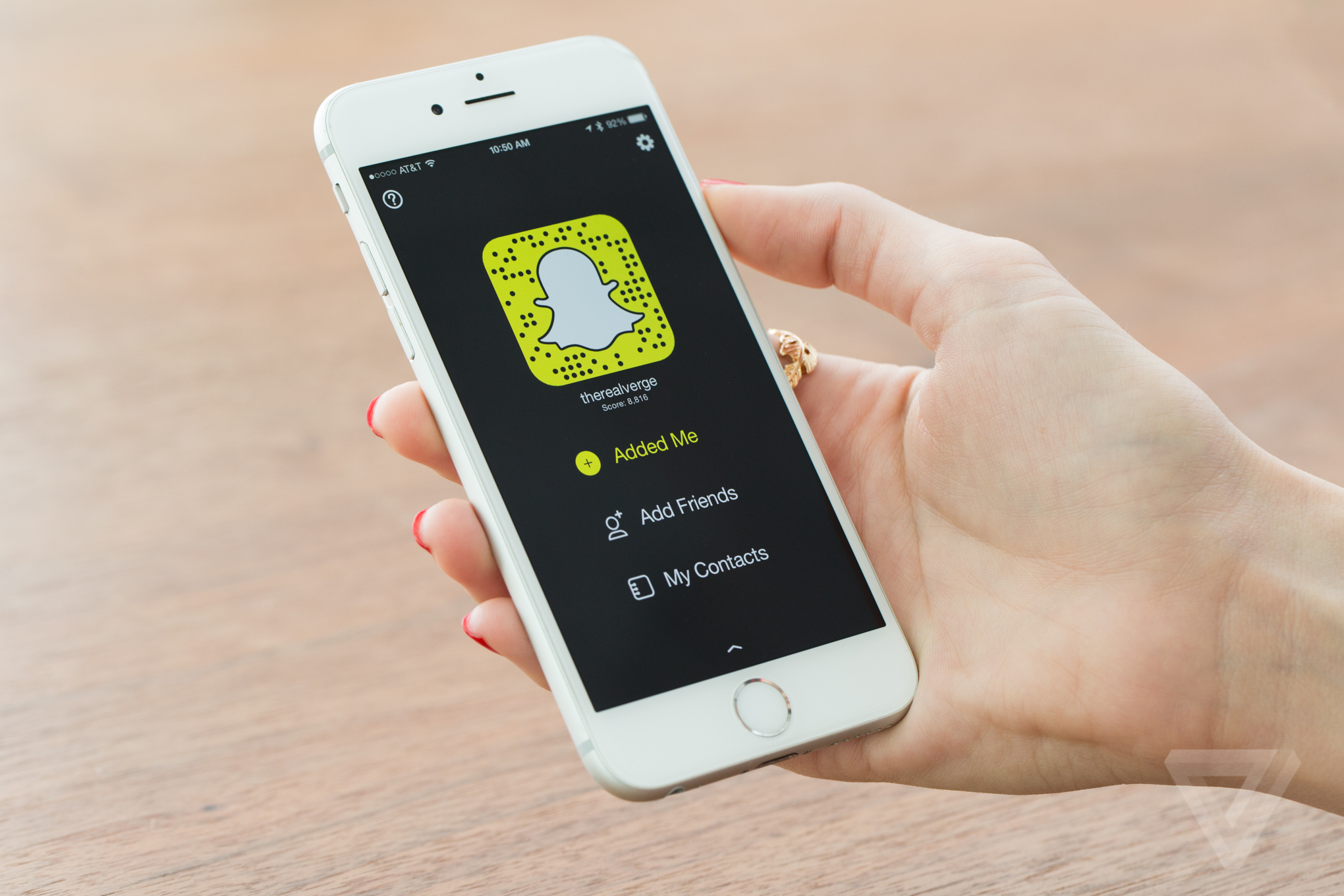 Snapchat The Verge How To Buy