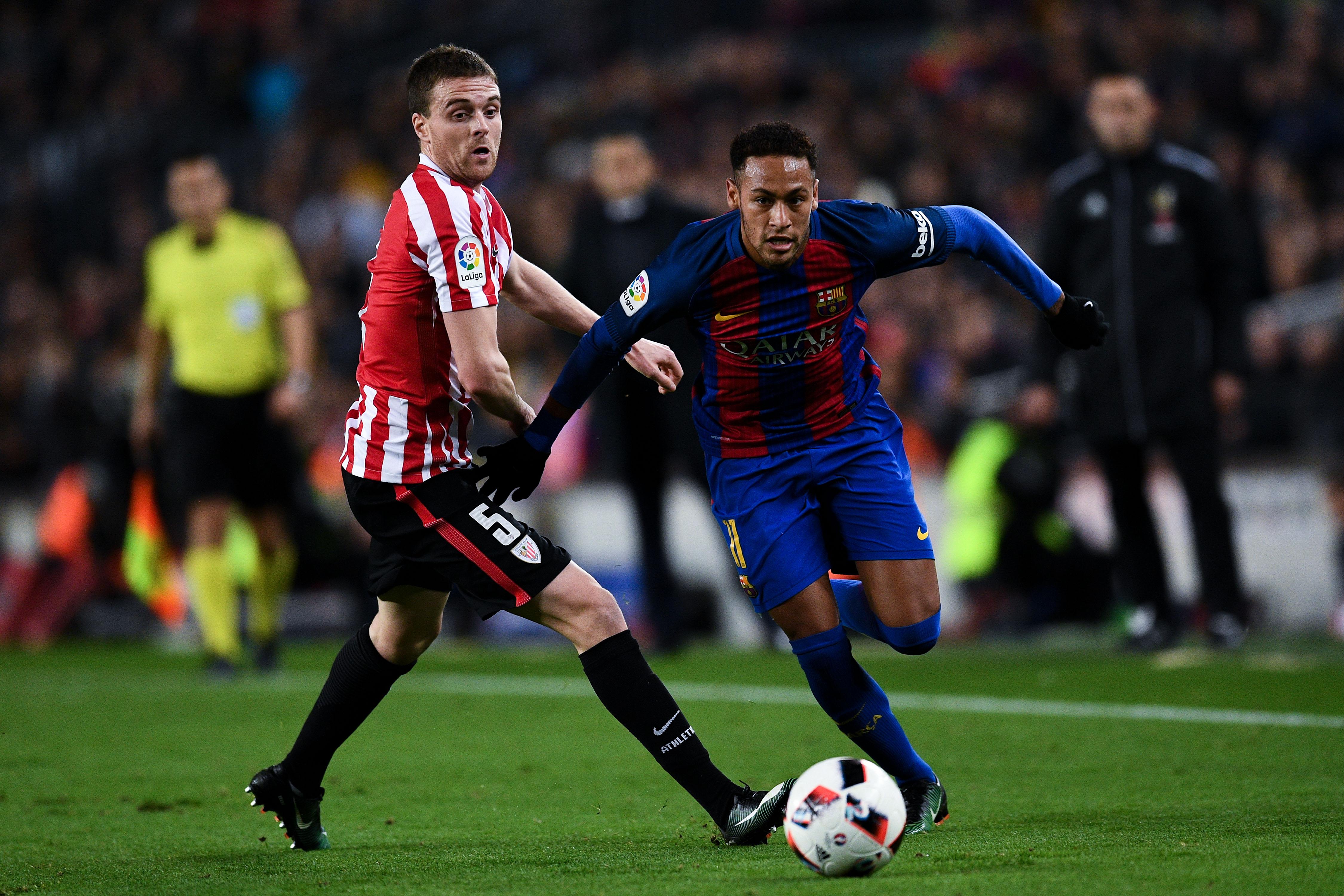 Barcelona Vs: Athletic Bilbao Vs Barcelona, 2017 Copa Del Rey: Match