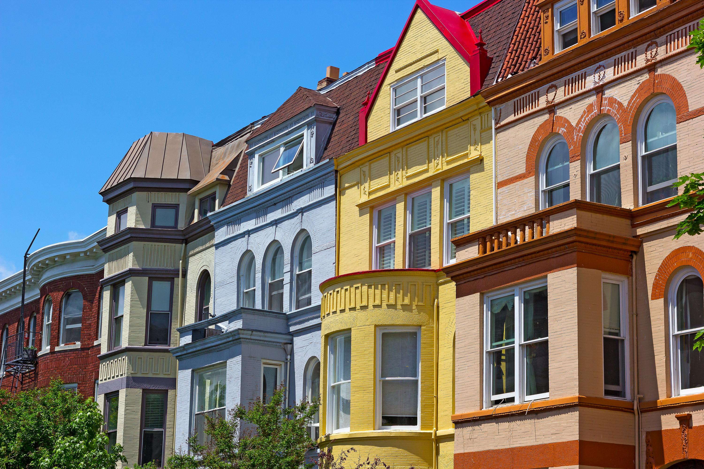 Washington Dc Homes Neighborhoods Architecture And Real