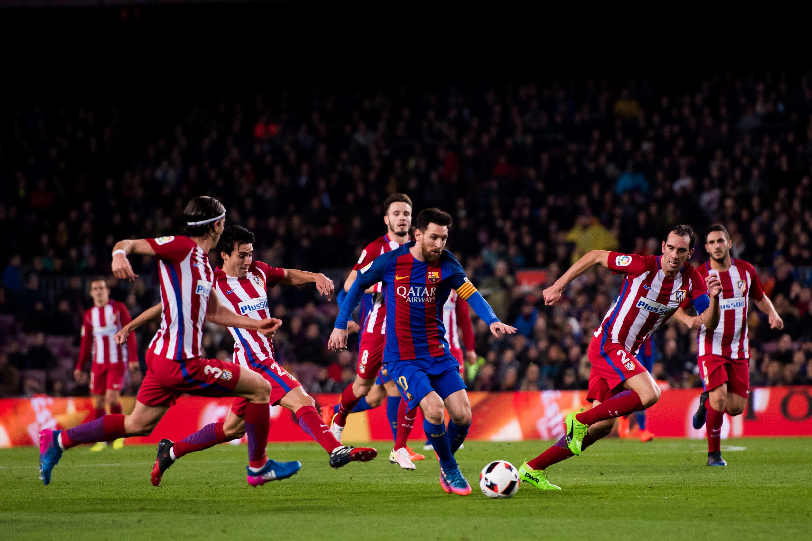 Barcelona Vs: Copa Del Rey: FC Barcelona Vs Athletic Bilbao: Team News