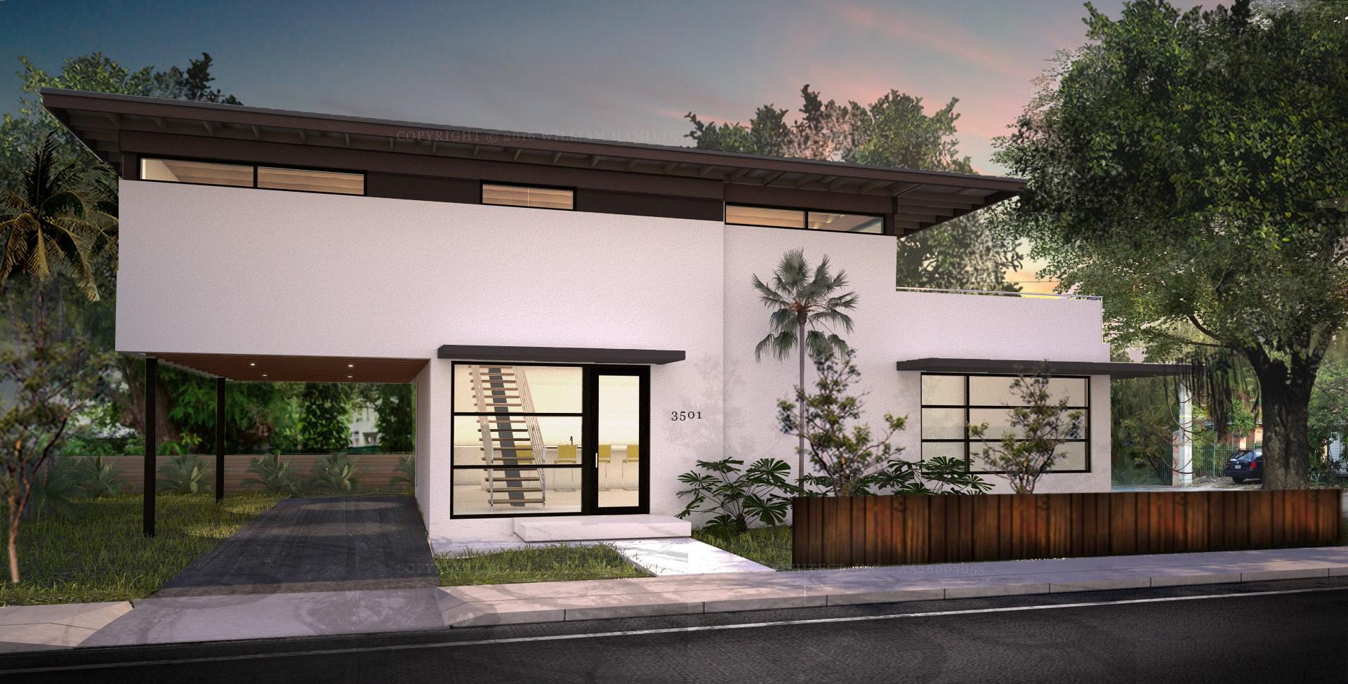 Miami's 'Glass House Project' launches in oconut Grove - urbed Miami - ^