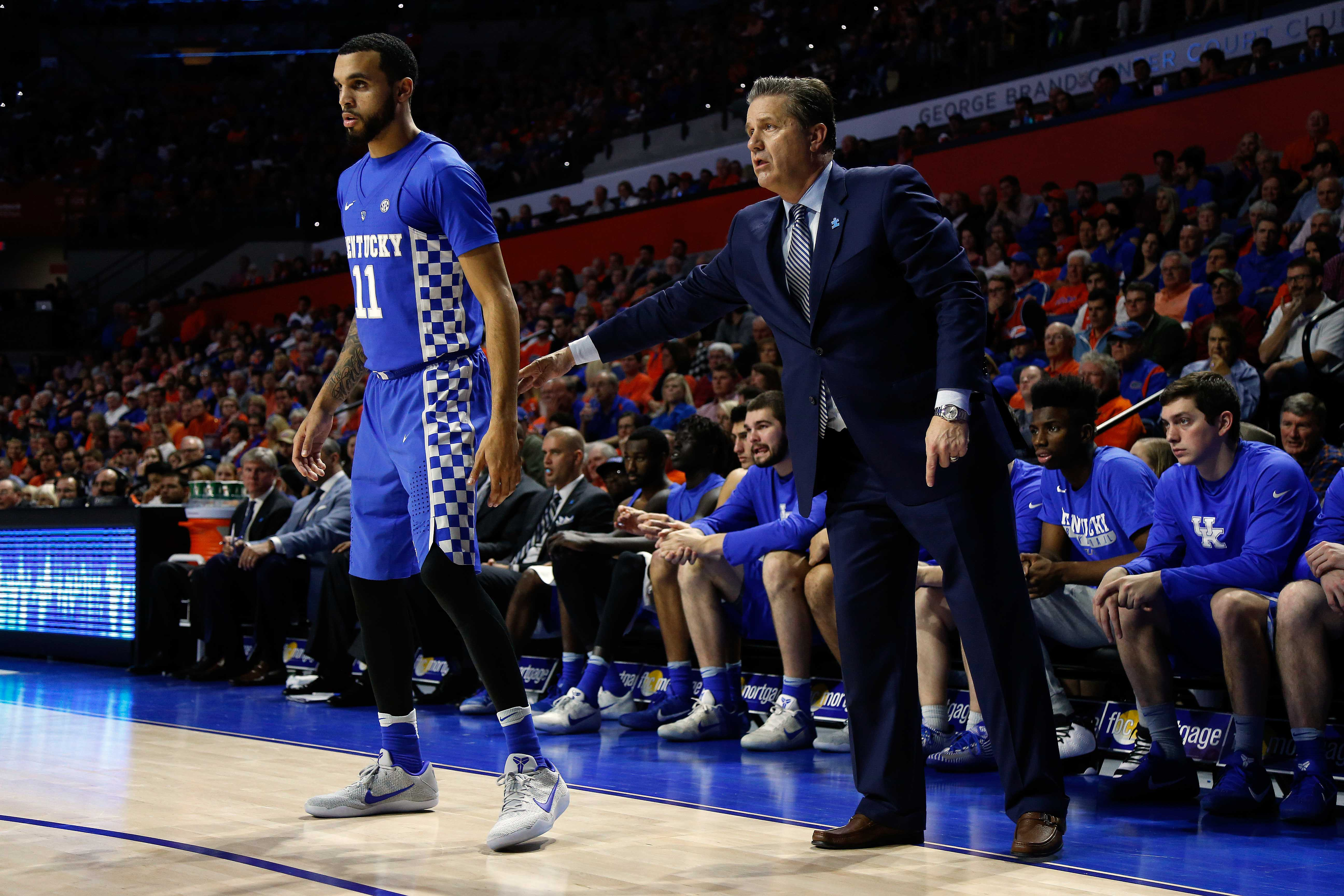 Kentucky Basketball And Football Getting New Uniforms: Kentucky Basketball And Football Uniform Changes Revealed