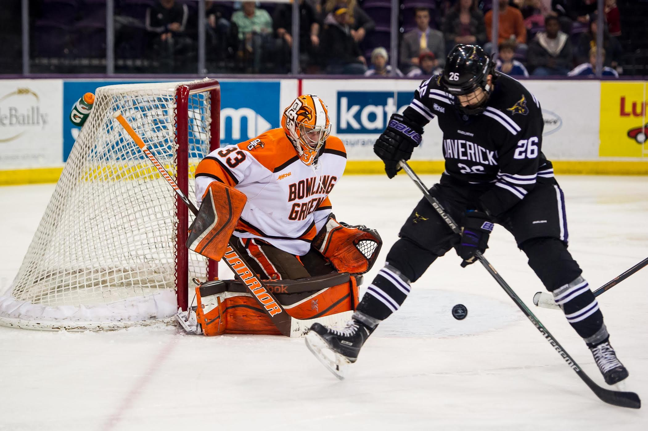 WCHA: Playoff Picture Update