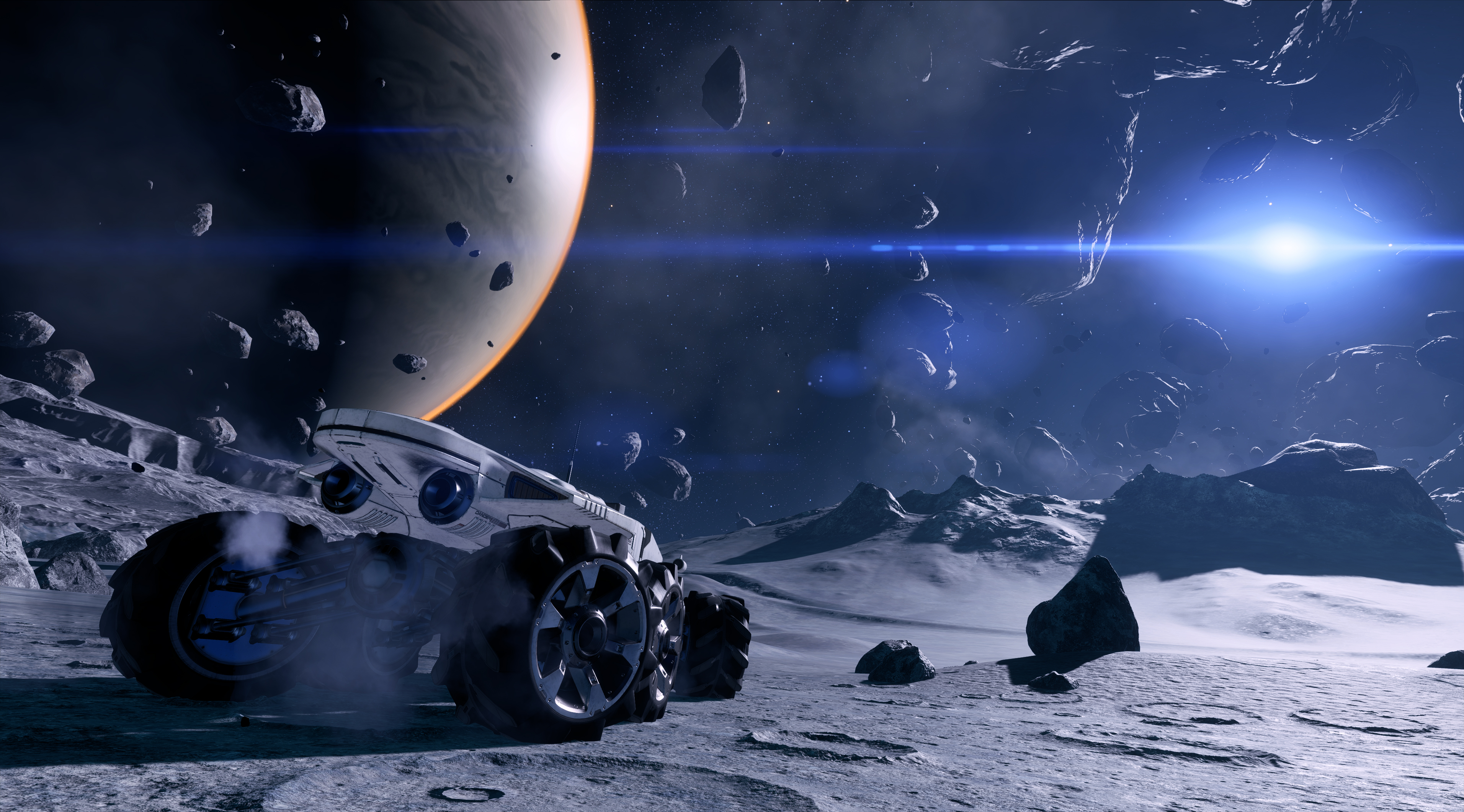 Mass Effect Andromeda - Magazine cover