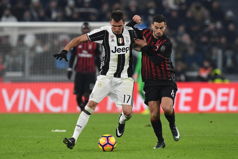 Juventus 2 ac milan 1 initial reaction and for Ac milan juventus