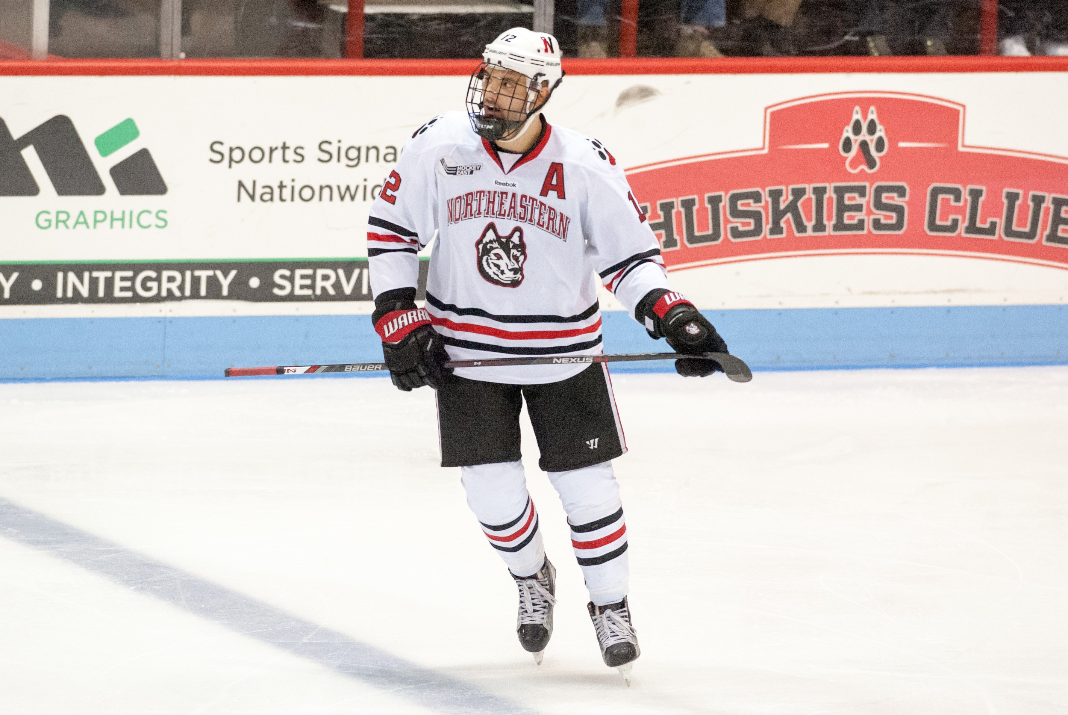 Hockey East: Collegiate Career Ends For Free Agent Aston-Reese