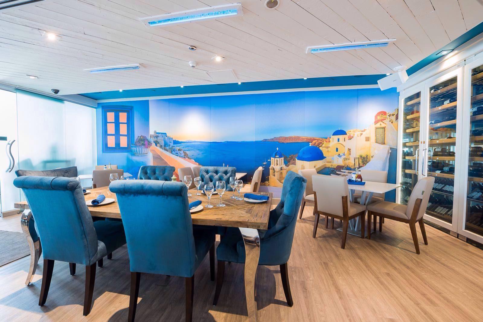 Santorini Restaurant Merrick Menu