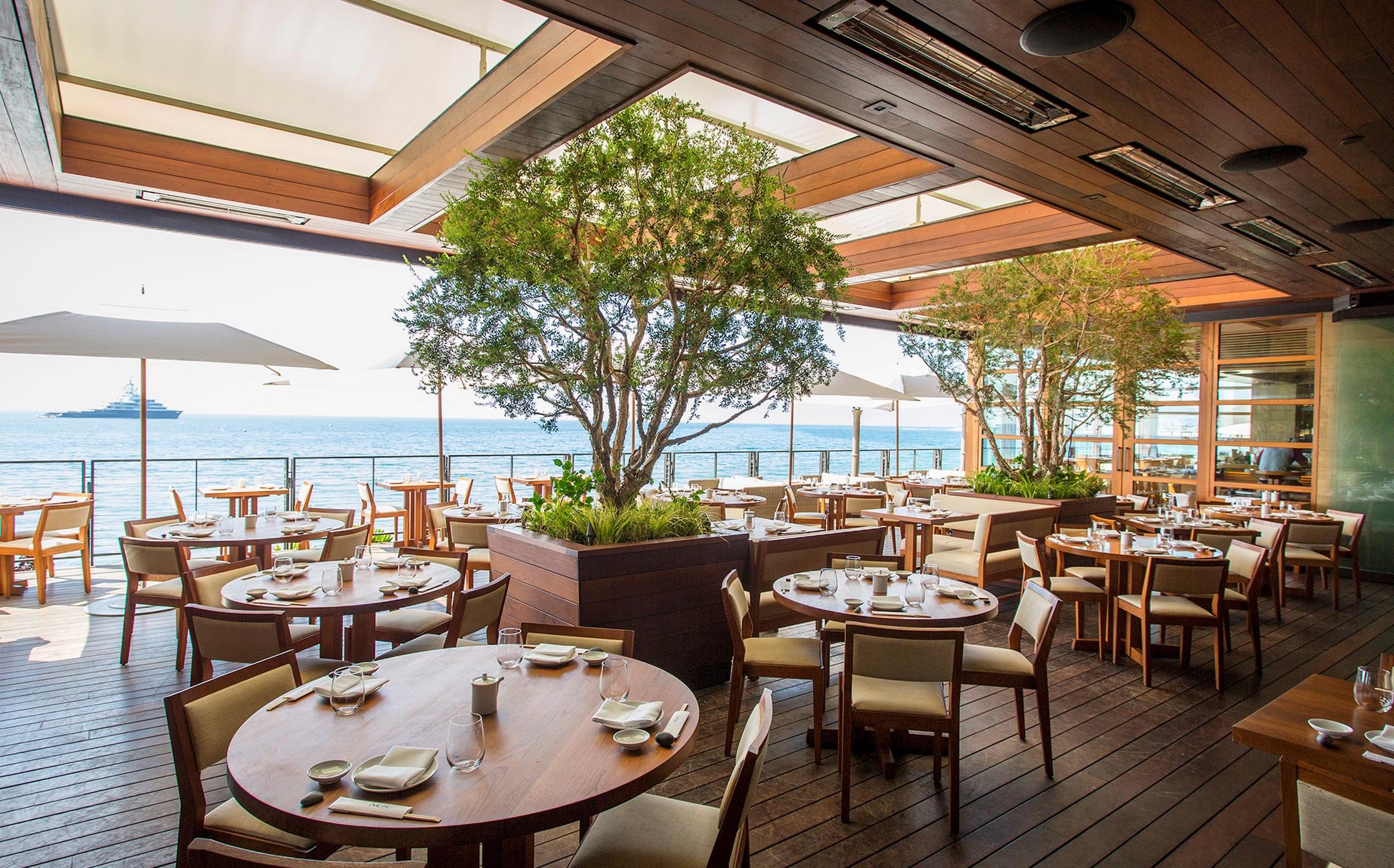 Outdoor Dining Restaurants In Los Angeles Spring 2017