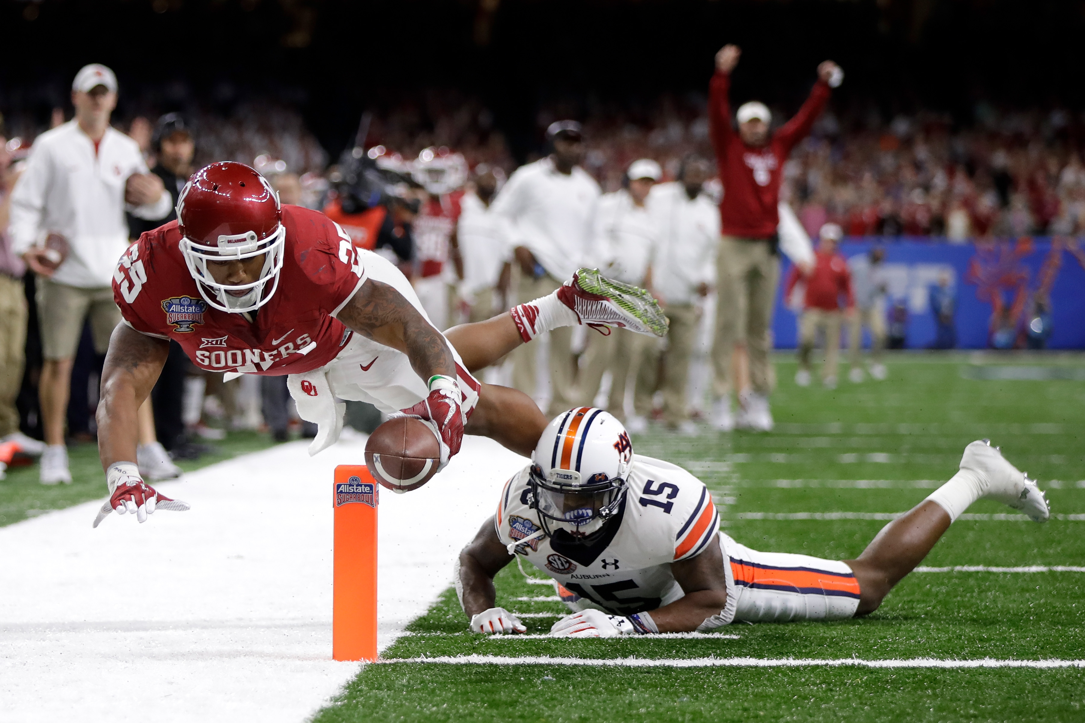 2017 NFL Draft: Rumors continue to connect running back ...