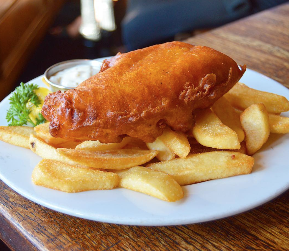 Where to catch the best fish chips in la 2017 edition for Fish and more