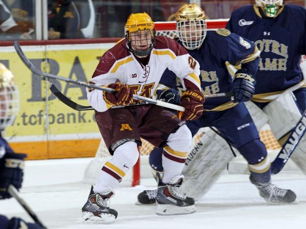 NCAA: Minnesota - Northeast Regional Preview Vs Notre Dame