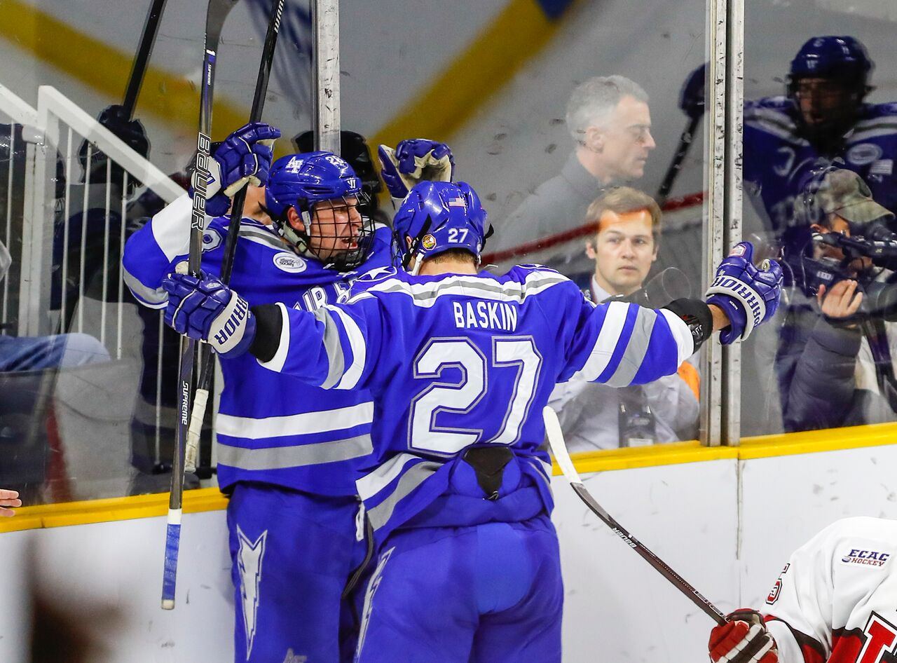 AHA: Air Force Soared High Even In Defeat