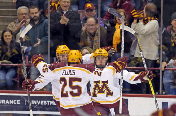 BIG10: Quartet Of Gophers Sign Professional Contracts