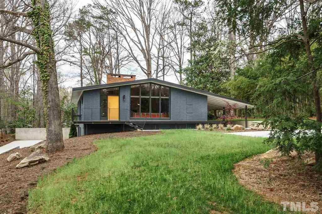 Midcentury Modern Curbed
