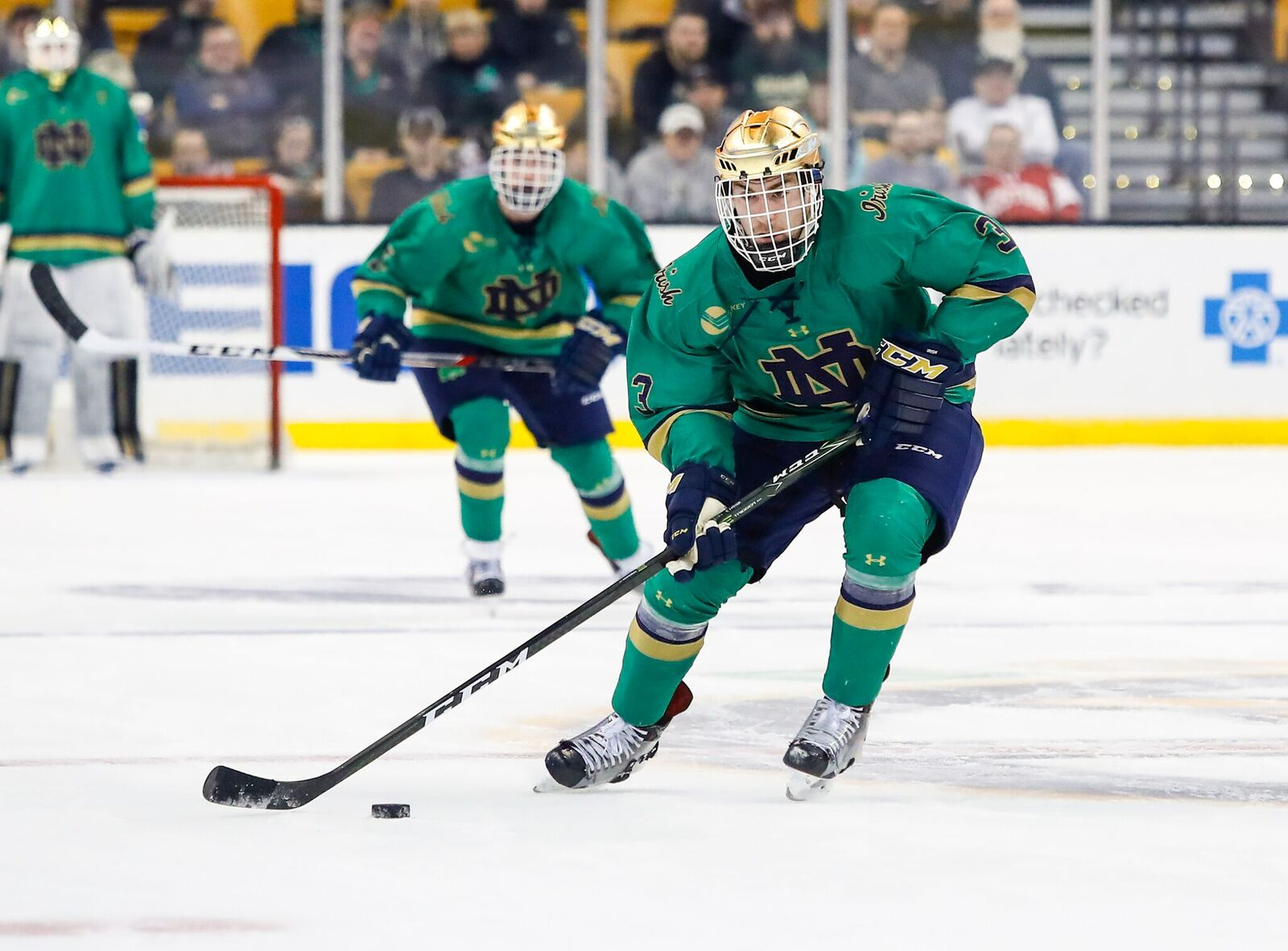 Hockey East: Frozen Four - Perception Isn't Reality For Fighting Irish