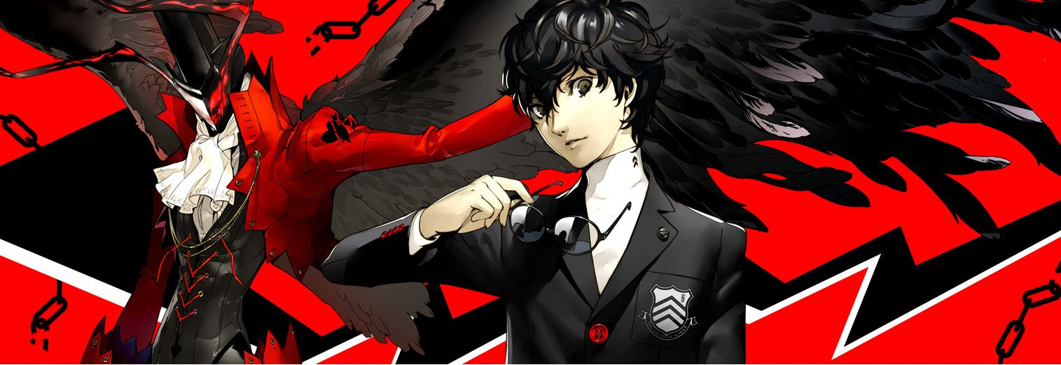 Image result for persona 5 transform