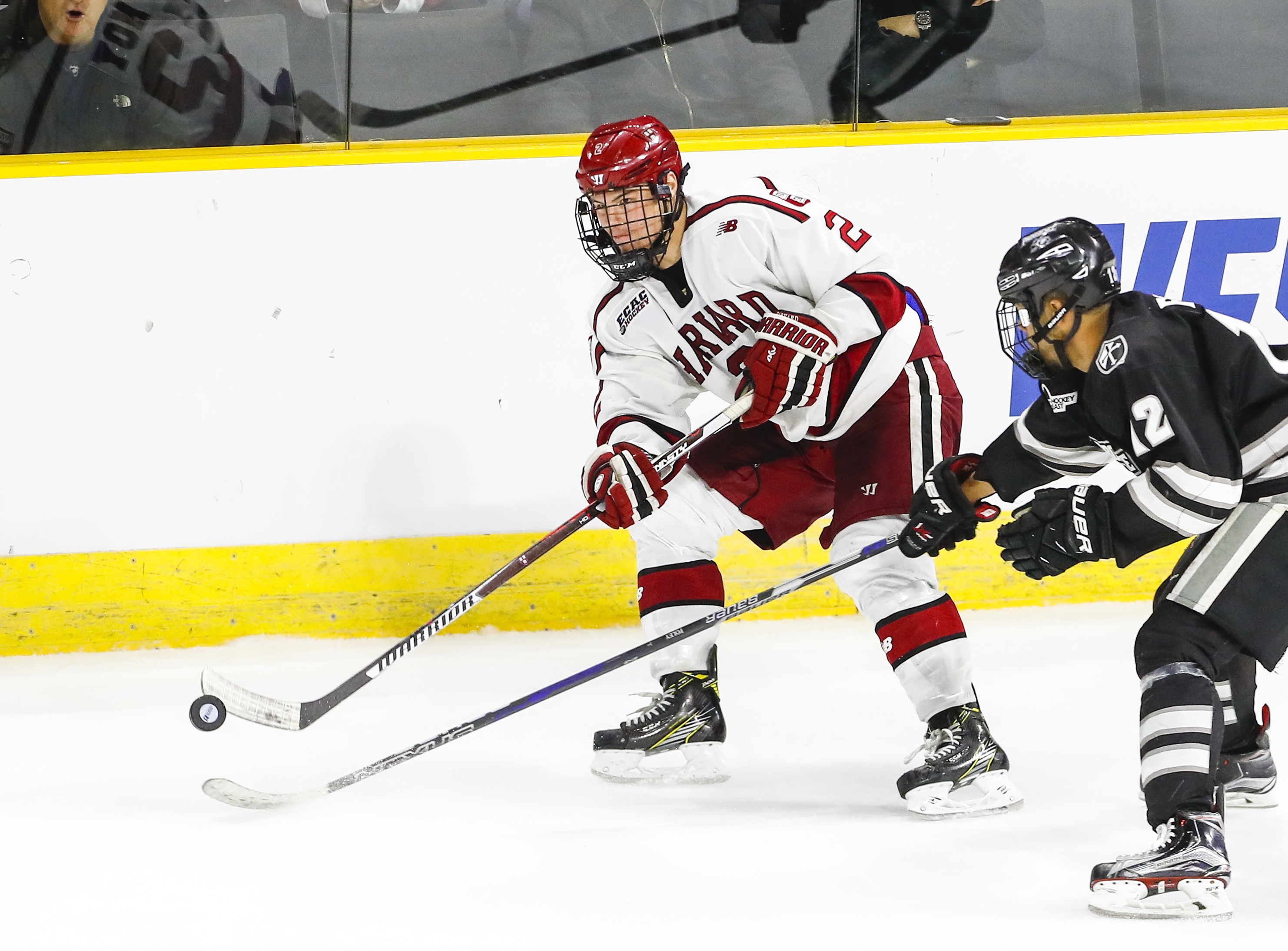 ECAC: Tyler Moy Signs With Nashville Predators