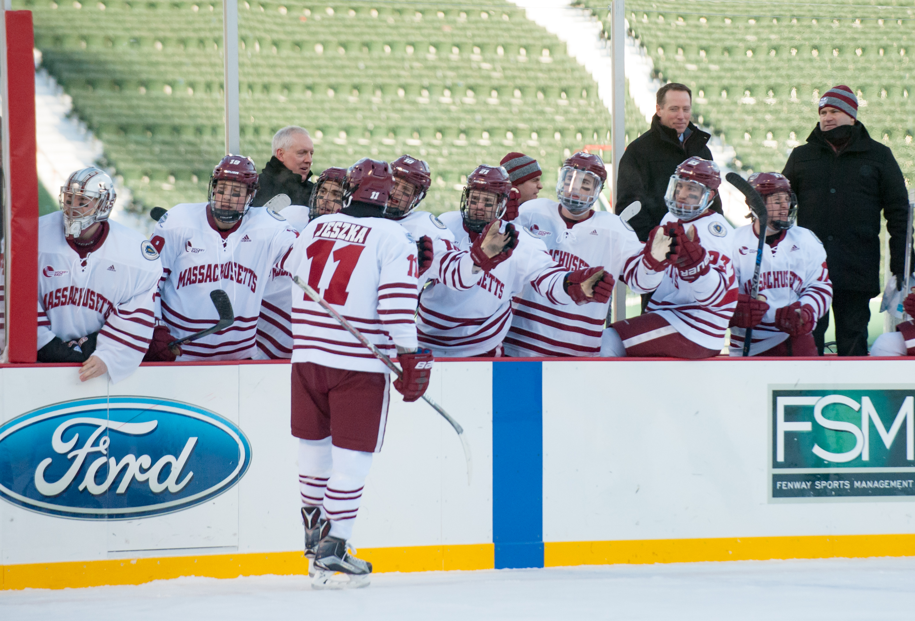Hockey East: UMass Hockey Undergoes Roster Turnover