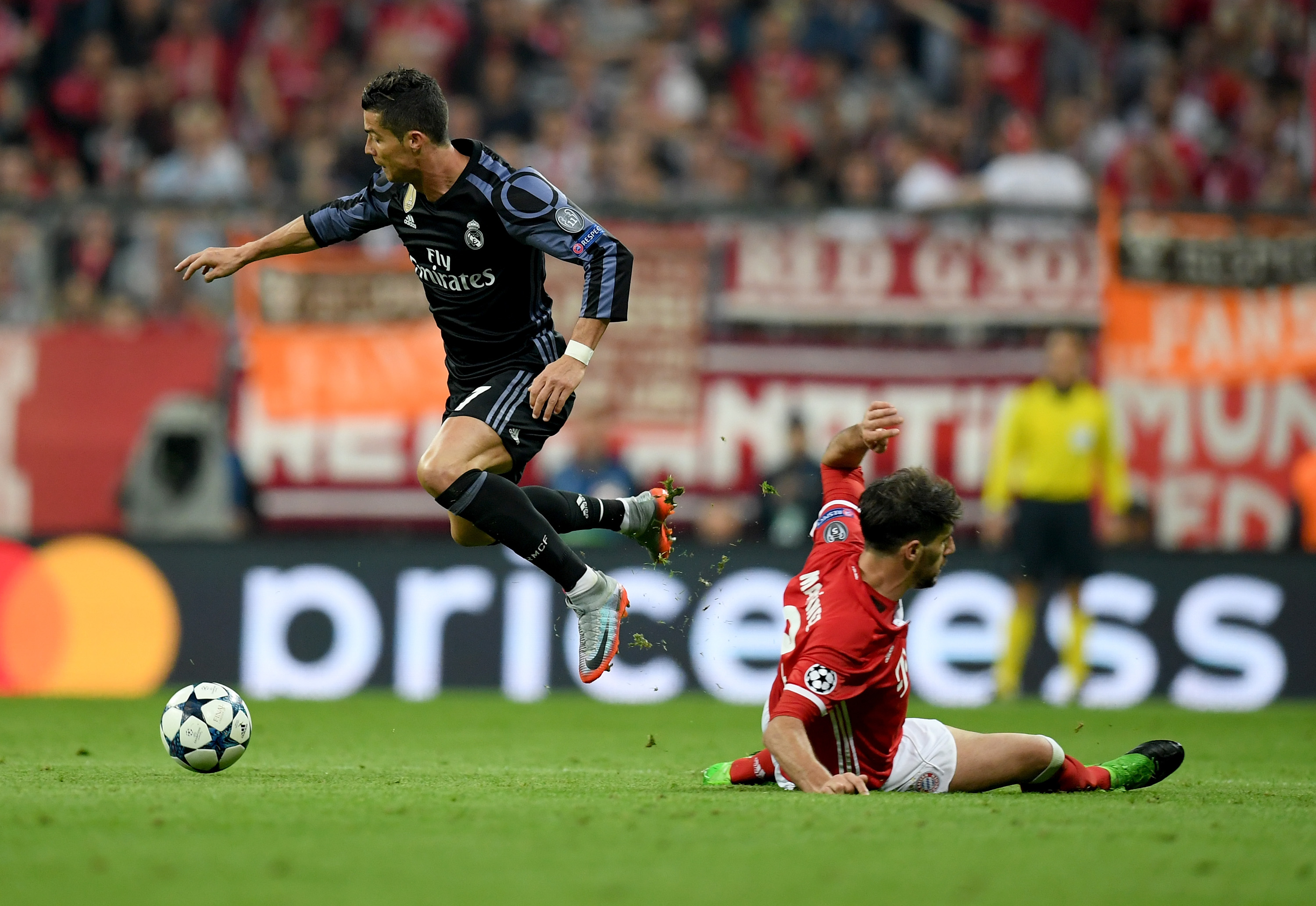 bayern vs real madrid - HD 1600×1102