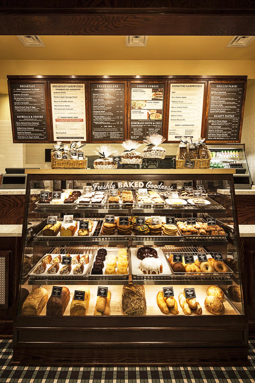 Corner Bakery Cafe Garden City