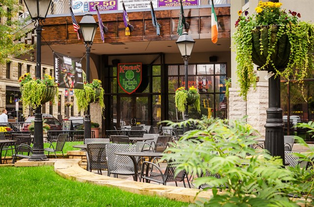 Restaurants Prospect Park Minneapolis