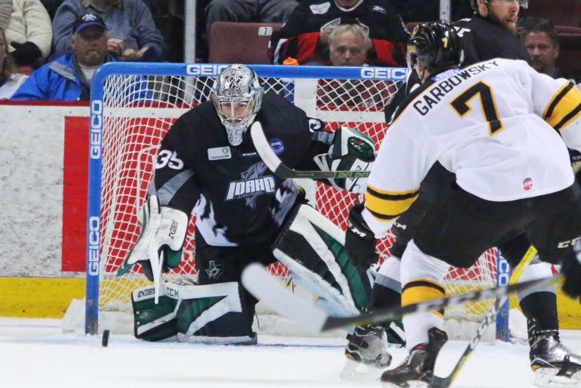 ECHL: Kelly Cup - Eagles Rally Back To Shock Steelheads