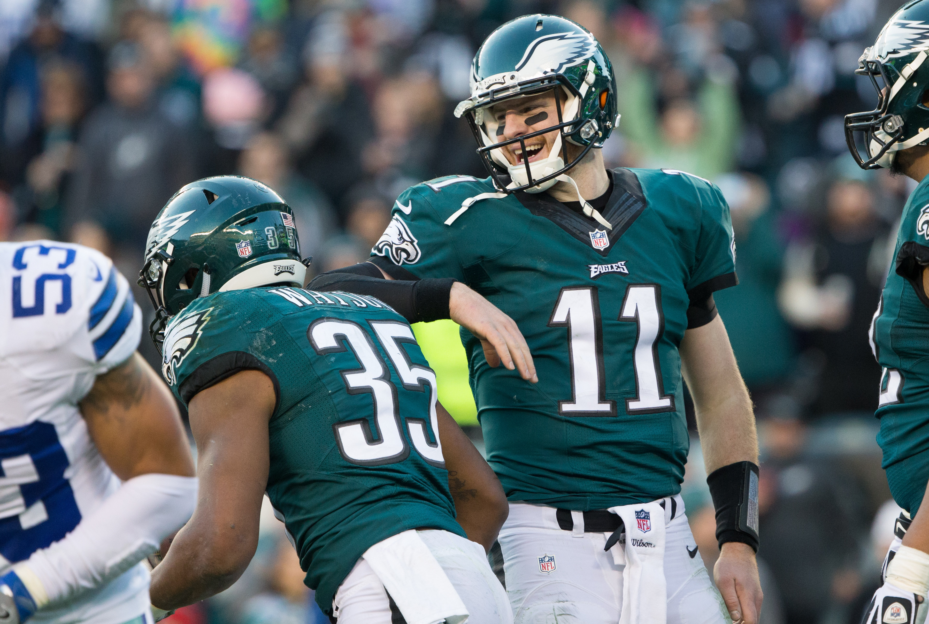 Nfl Schedule 2017 Predictions Espn Projects Eagles To
