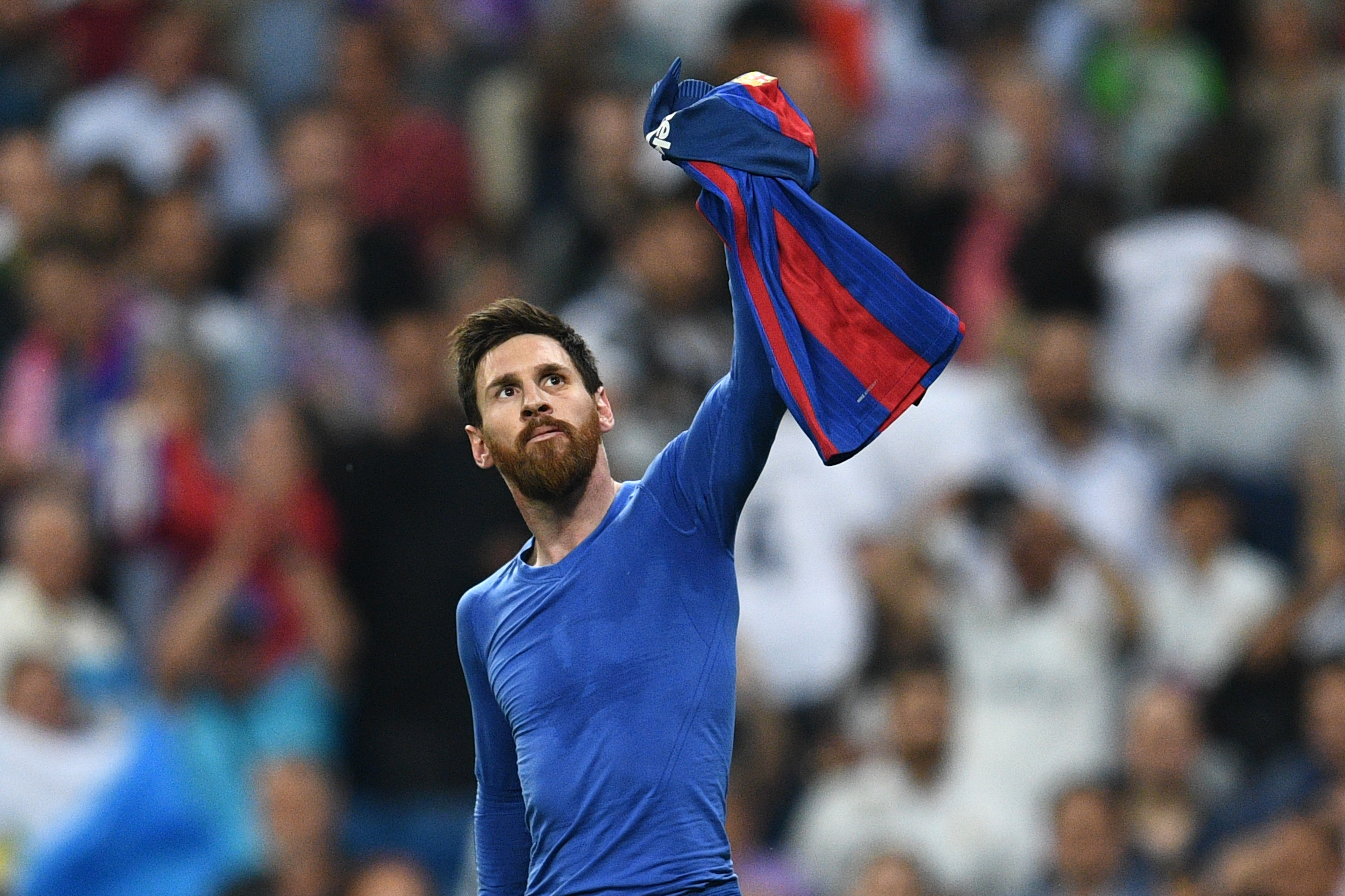 El Clasico 2017 How The Papers Reacted To Messi S