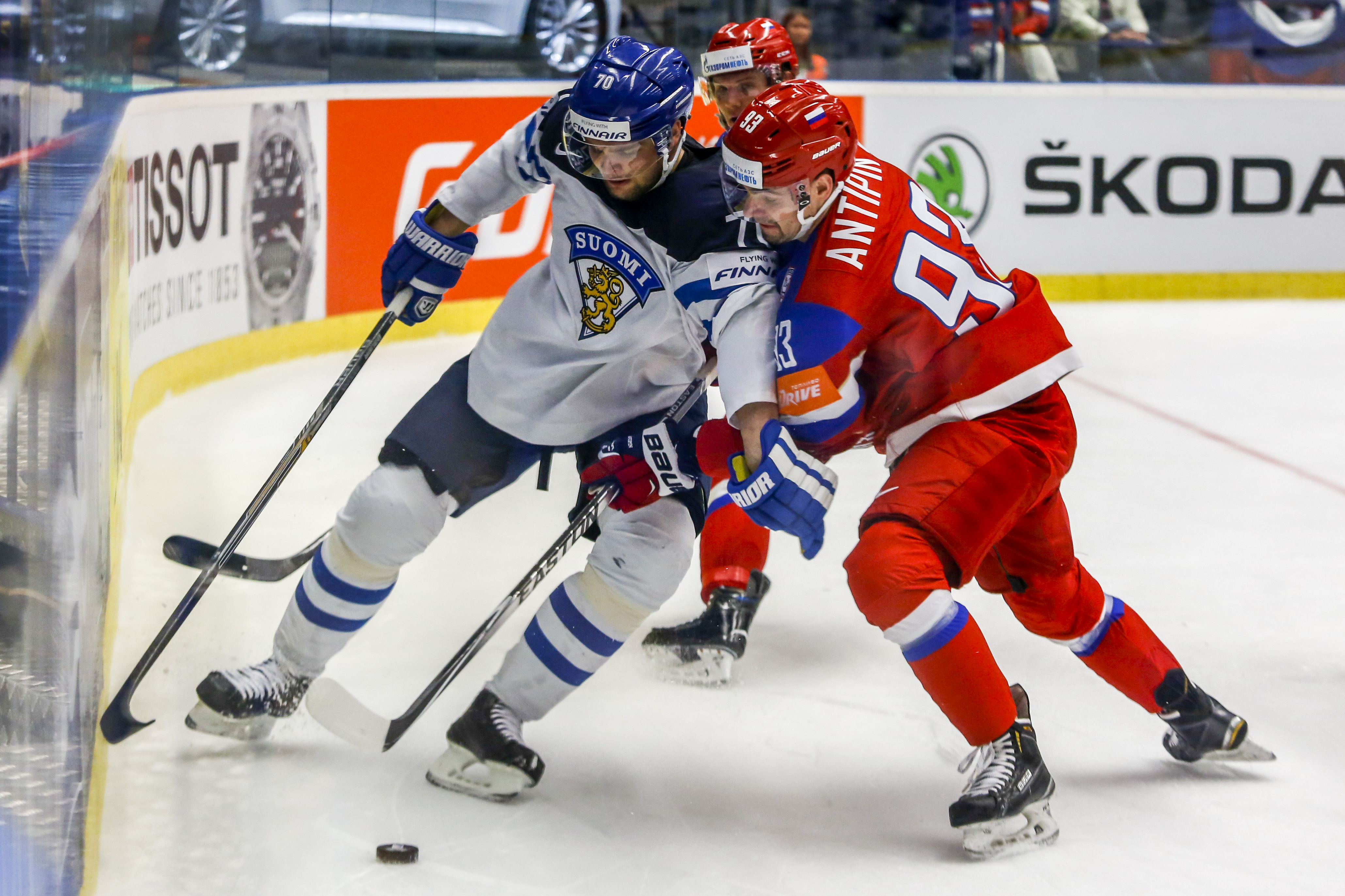 KHL: Victor Antipin Terminates Russian League Contract, Expected To Sign With Buffalo