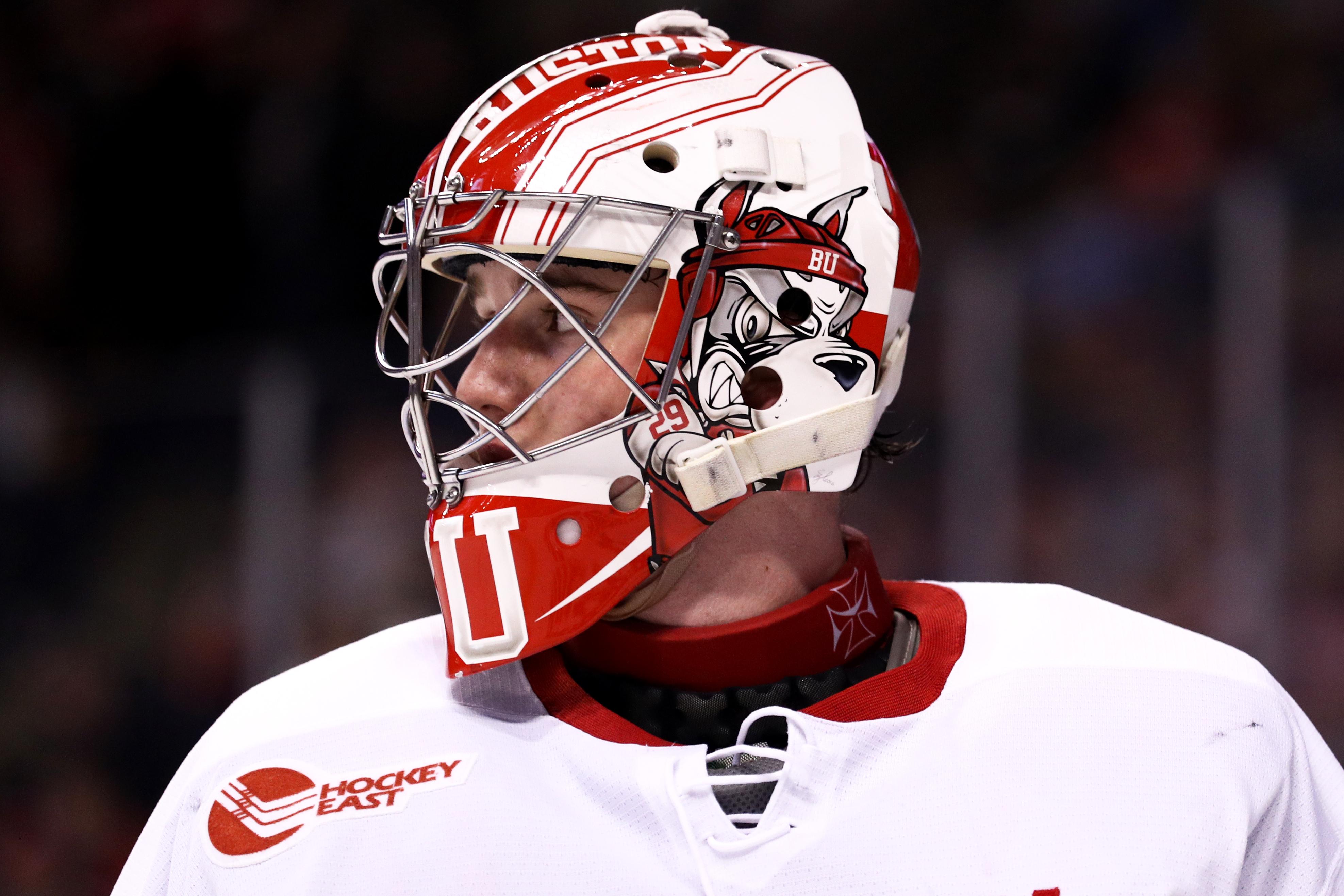 Hockey East: Jake Oettinger - 2017 NHL Draft Prospect Profile