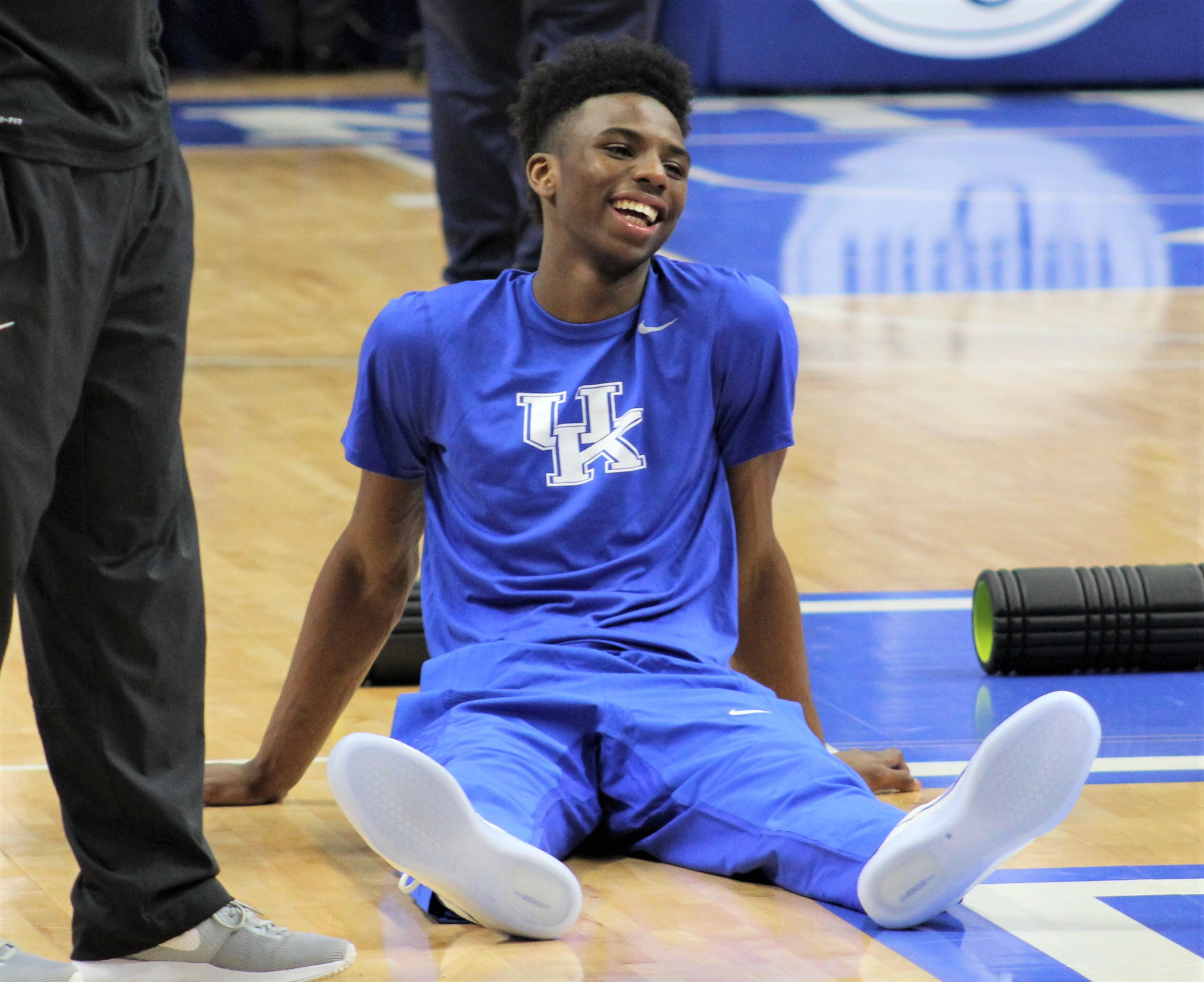 Uk Basketball: Kentucky Wildcats Basketball Recruiting 2018 Class Update