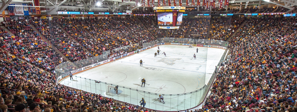 BIG10: Will Minnesota Sell Mariucci Arena Naming Rights To A Donor?