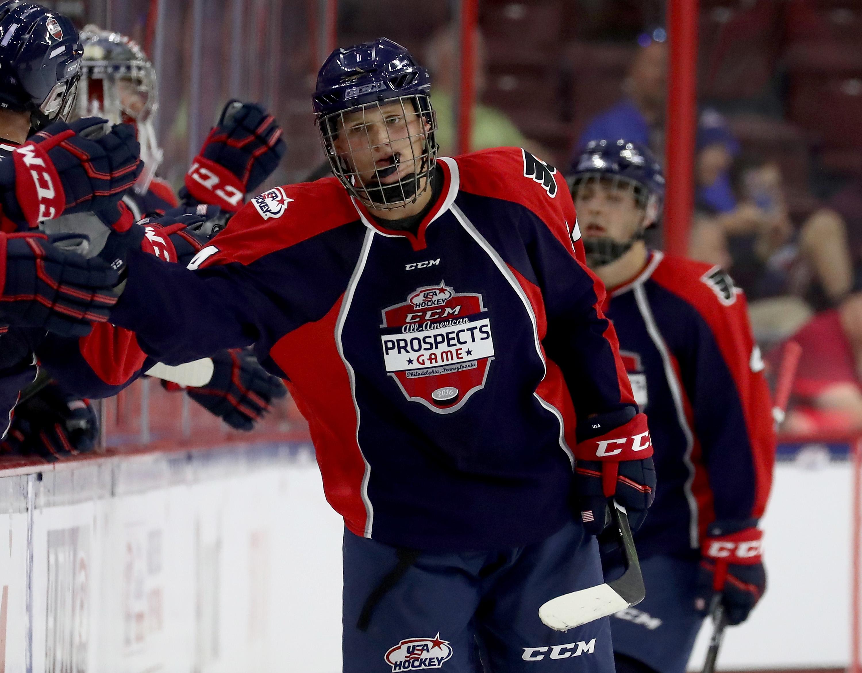 MN H.S.: 2017 NHL Entry Draft Prospect Profile - Casey Mittelstadt