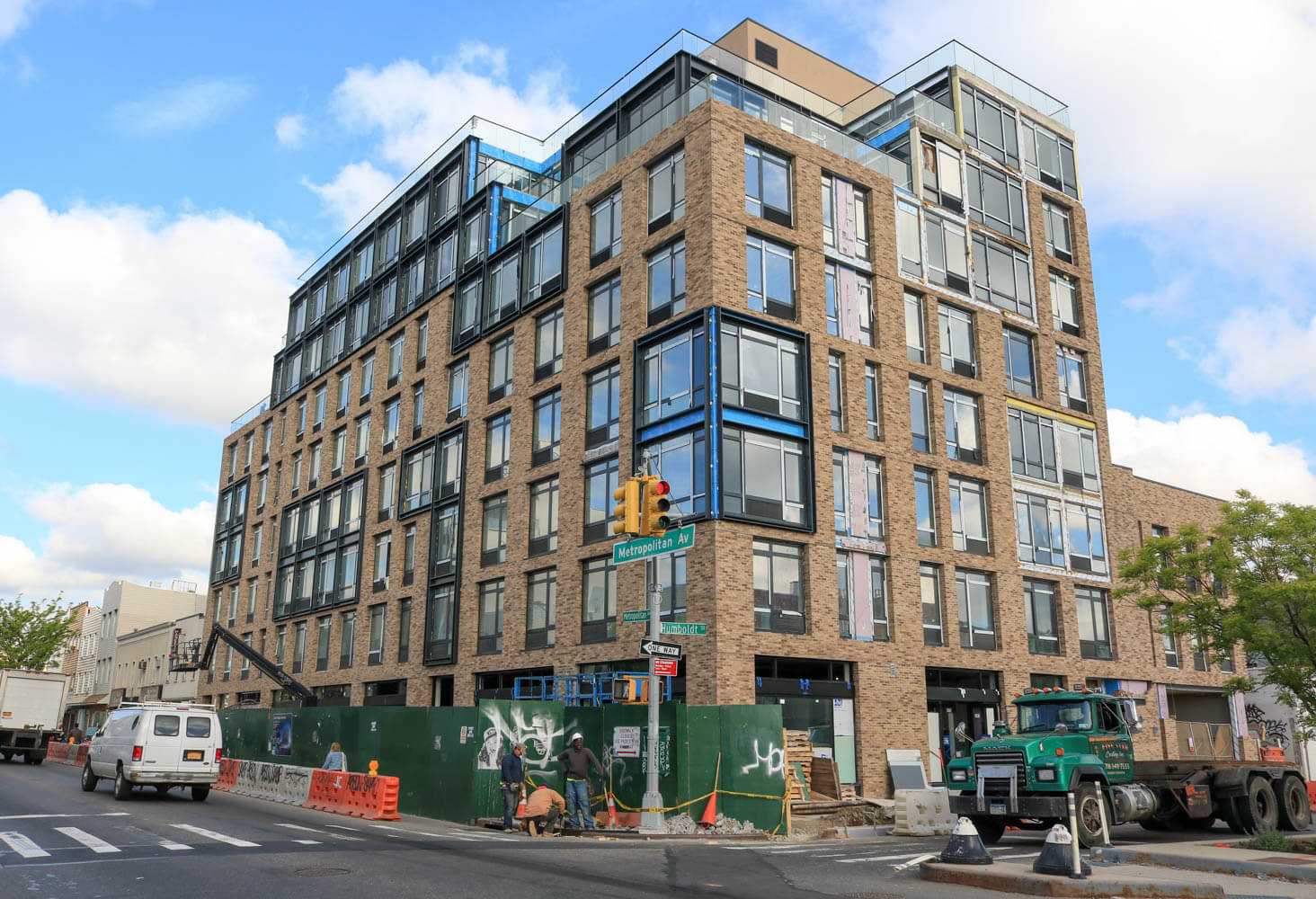 Apartment Complexes In Brooklyn Ny