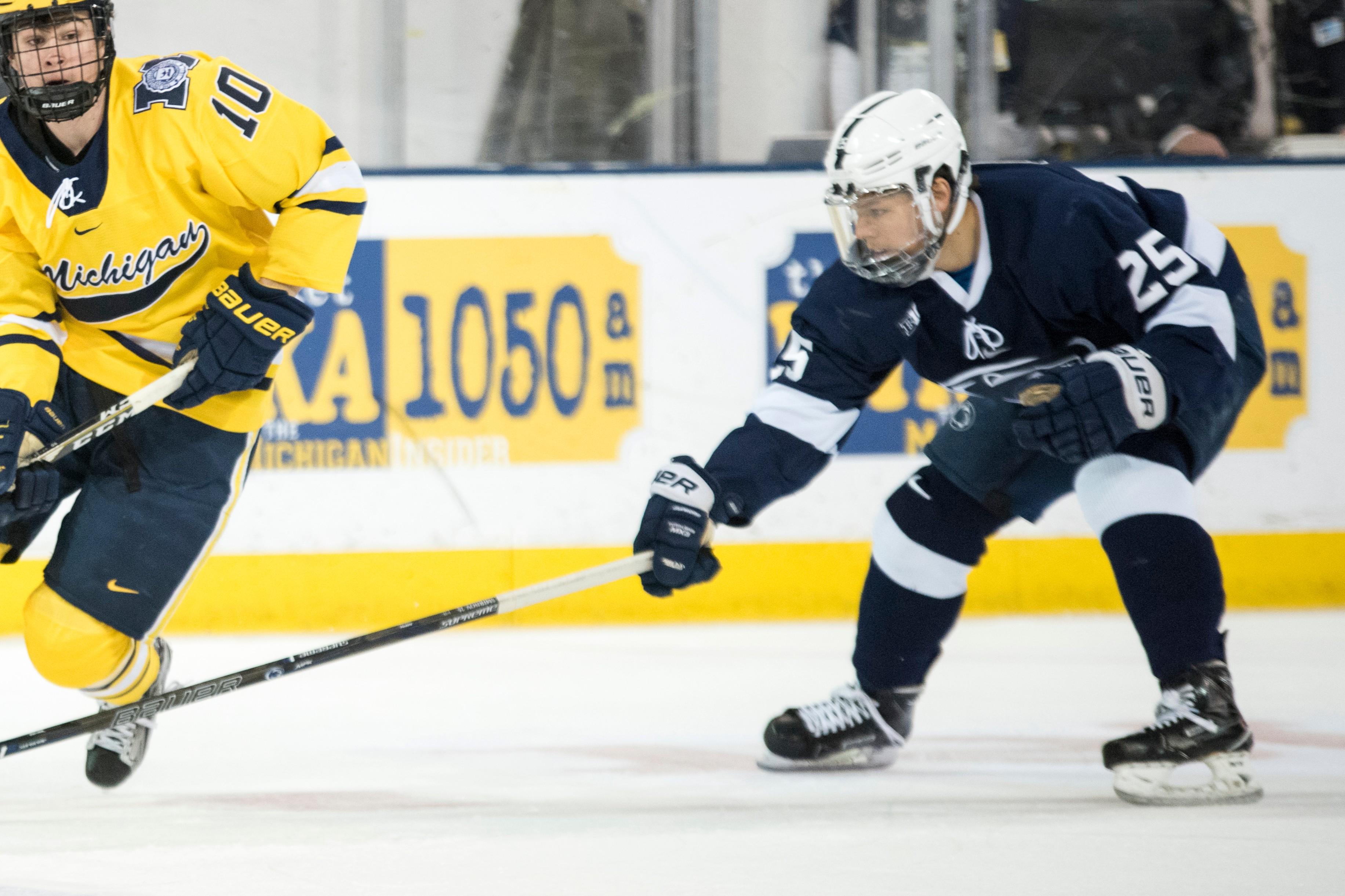 BIG10: Denis Smirnov 2017 NHL Draft Profile